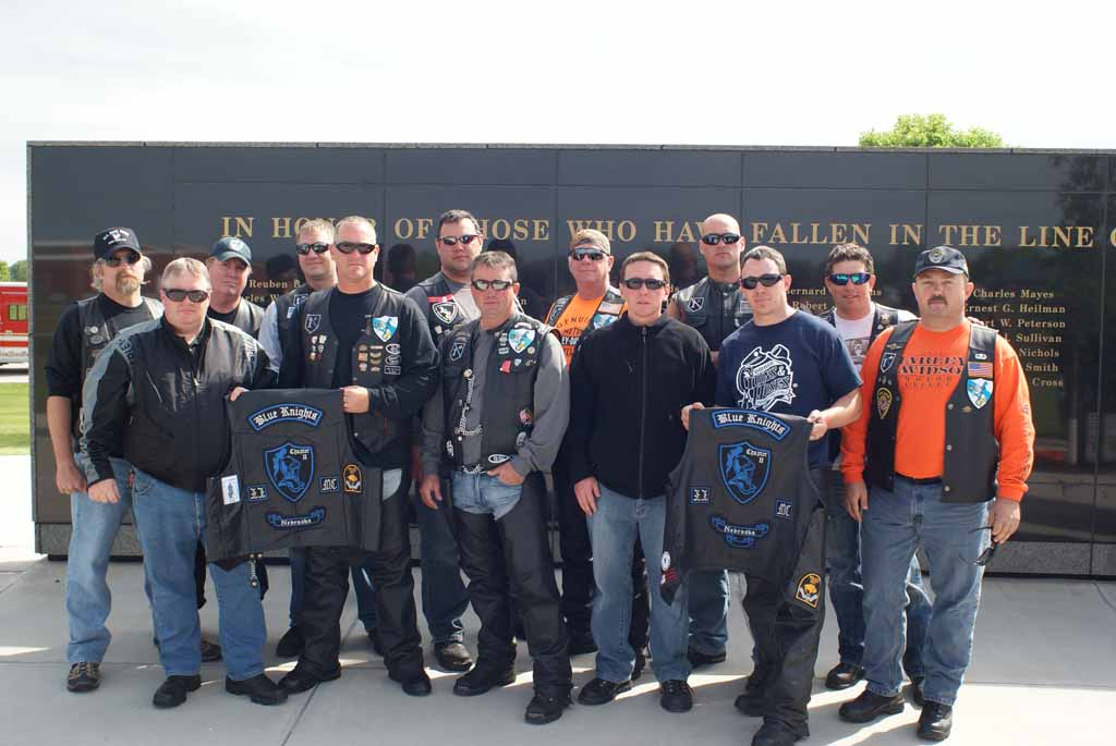 Blue knights xxx motorcycle club the expert
