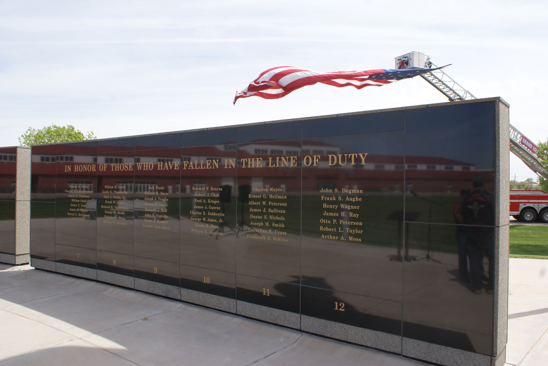 Nebraska Law Enforcement Memorial