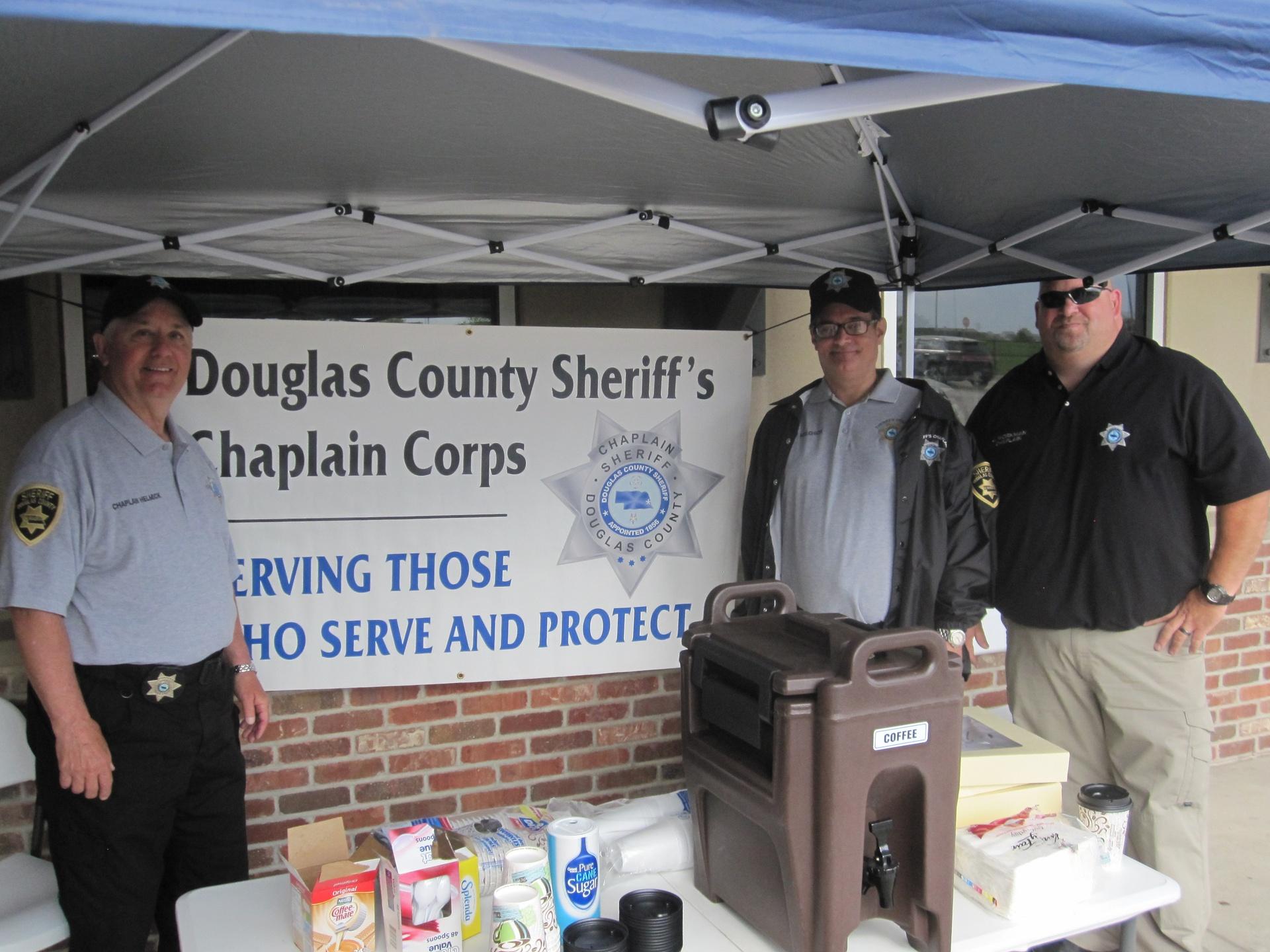 Thank you DCS Chaplain Corps